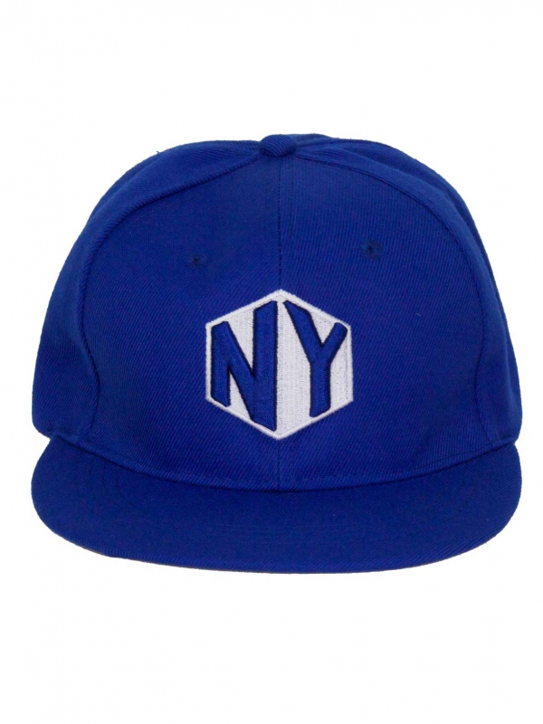 NY SNAPBACK CAP IN ROYAL BLUE - CAPS - ACCESSORIES 314b0e4c704